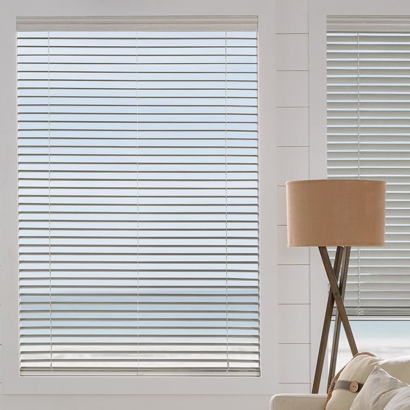 Everwood Alternative Wood Horizontal Blinds