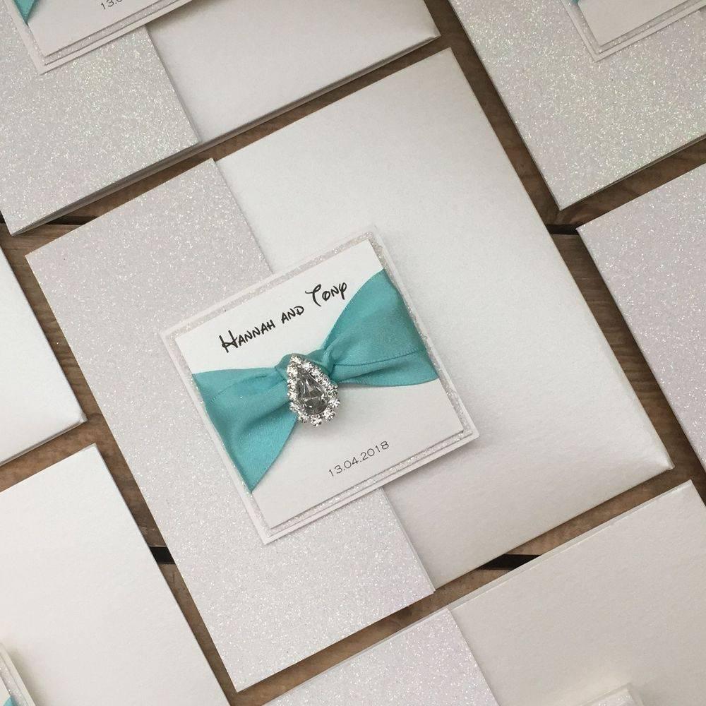 Disney Style Wedding Invitation