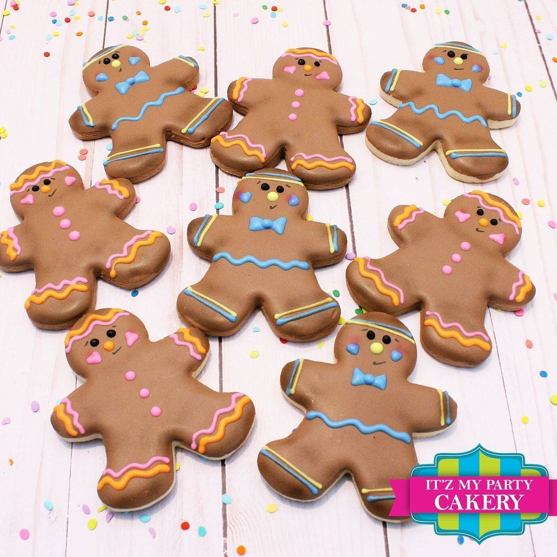 Gingerbread Cookies Milwaukee