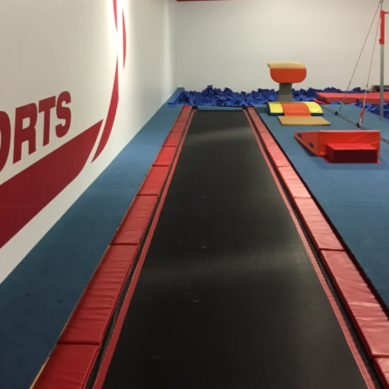 Tumble Track for Gymnastics in Victoria.  Kids, Adult, Recreational and Competitive!