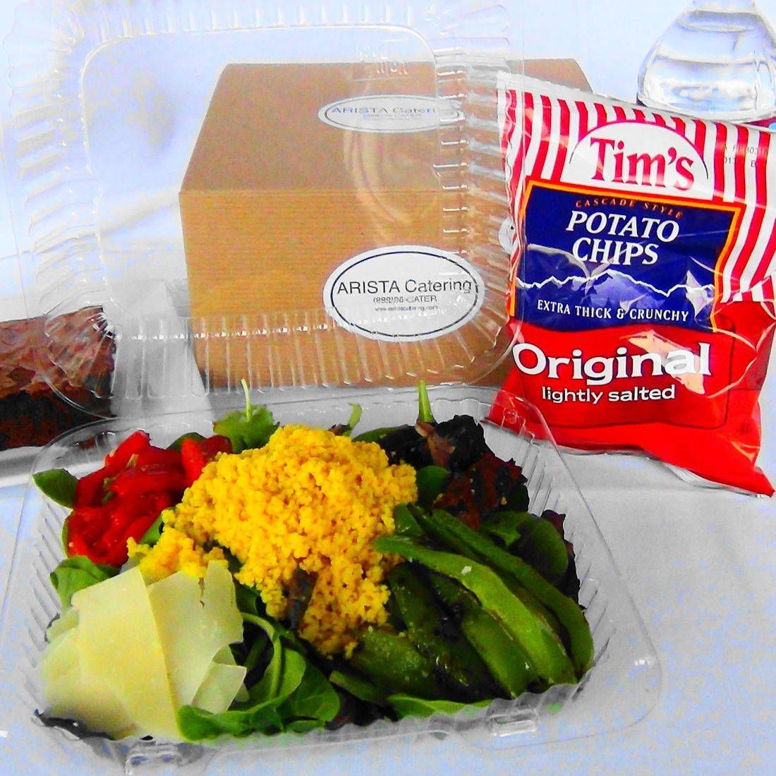 vegetarian cous cous salad