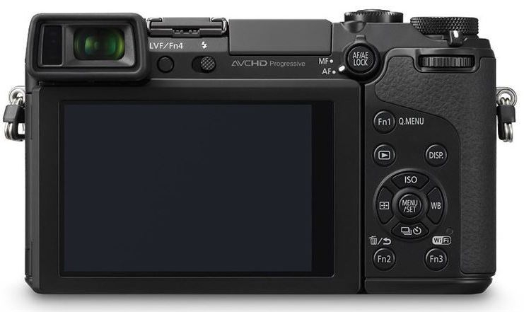 Panasoni DMC-GX7 Digital Camera