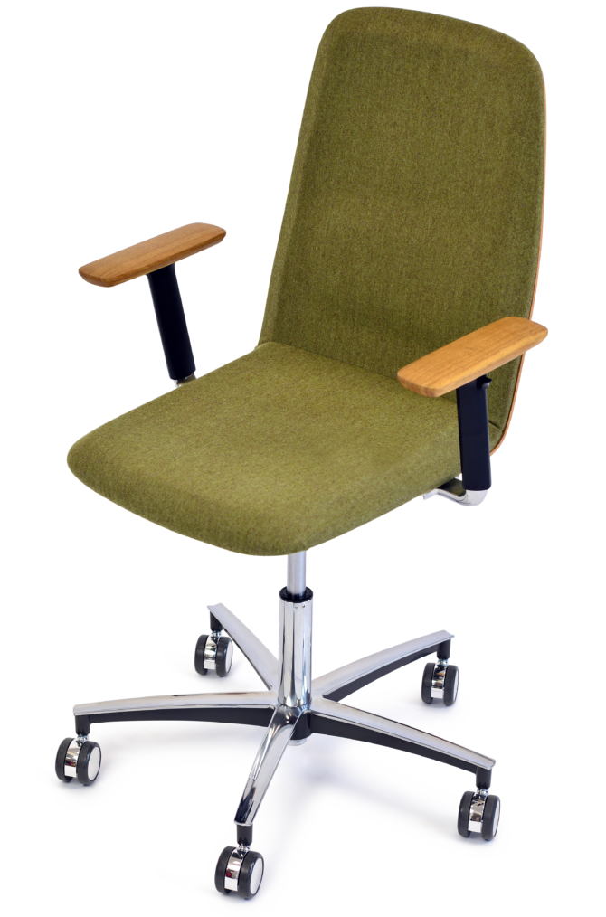 Sedia ergonomica per ufficio,modello Moizi 44