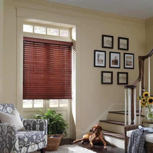 Hunter Douglas has a style of window treatment for every room!