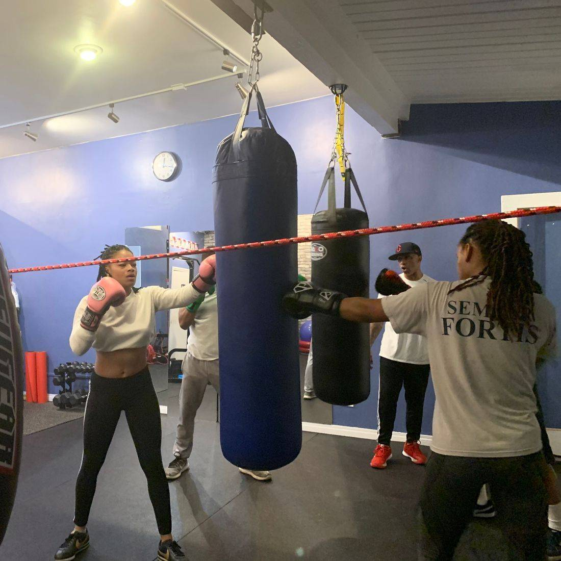 Hey Debbie! I hope you're having a great weekend. Here are the details and class summary for what we are doing. I so appreciate you for helping me. Let me know if these details are OK.  Beginners Boxing Class  Class Day: Thursday 12/19 Class Time: 7pm  Description:  Boxing Conditioning classes will teach you basic boxing skills and techniques and are designed to increase muscular strength and cardio endurance, making this class the perfect option to get shredded! Boxing Conditioning will include cardio calisthenics, shadow boxing, bag work and core strengthening exercises.
