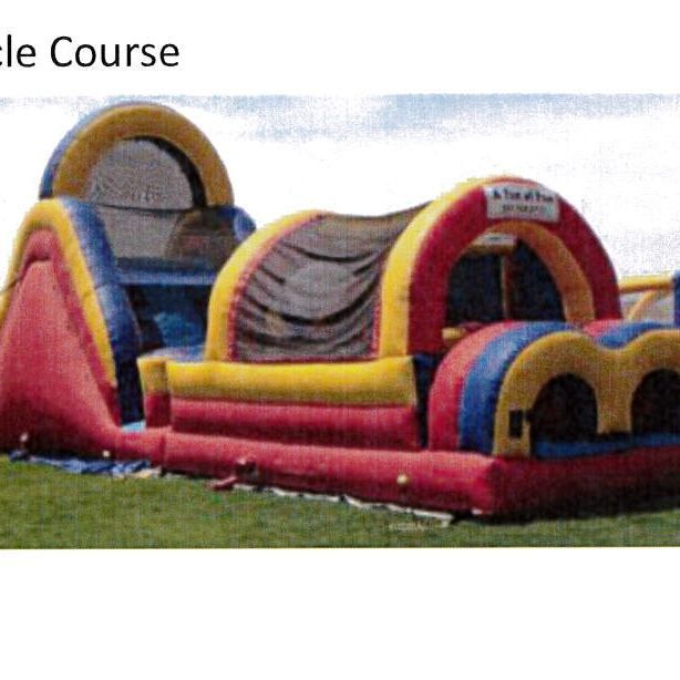 Obstacle Course 60'
