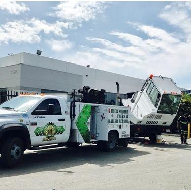 Equipment Repair Los Angeles Port
