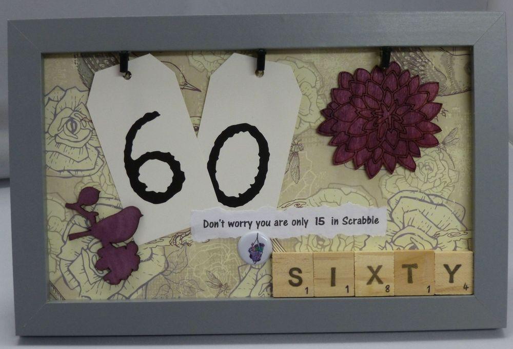 Scrabble Pictures
