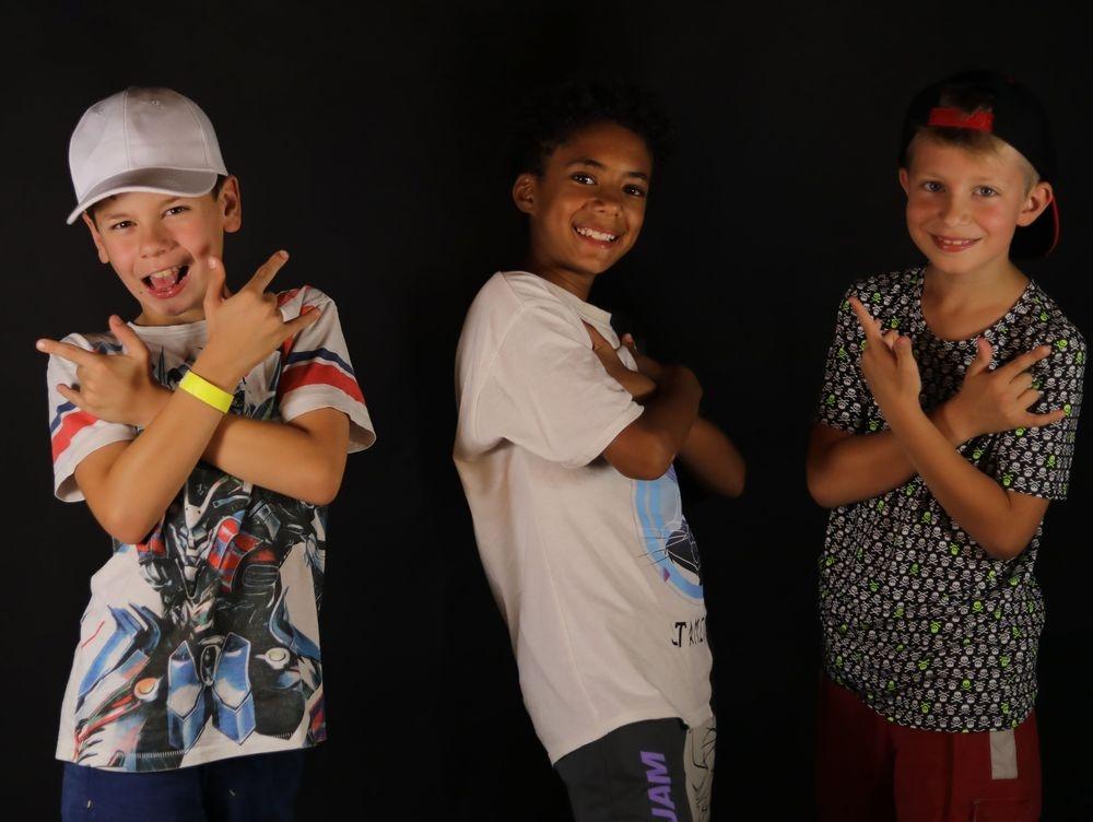 hip hop bambini e ragazzi