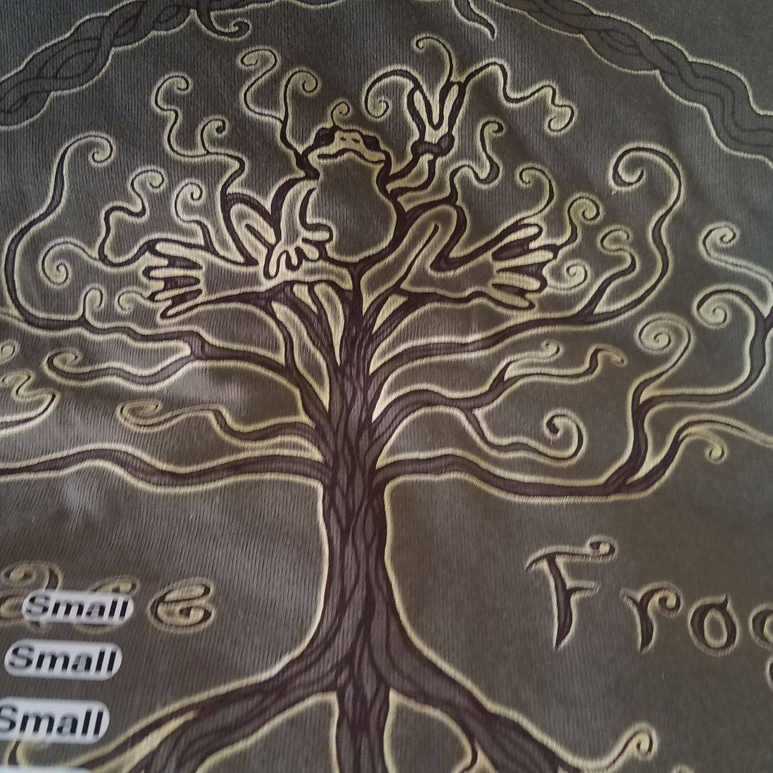 Peace Frogs, Tree of Life