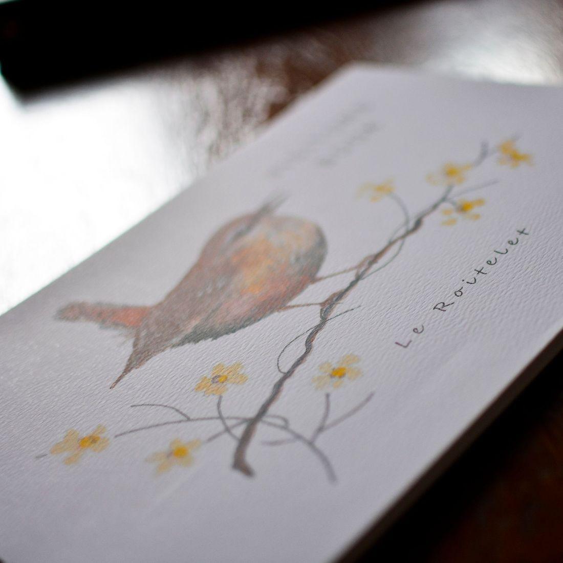 Le Roitelet guest book
