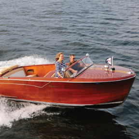 classic boating magazine 22 shepherd