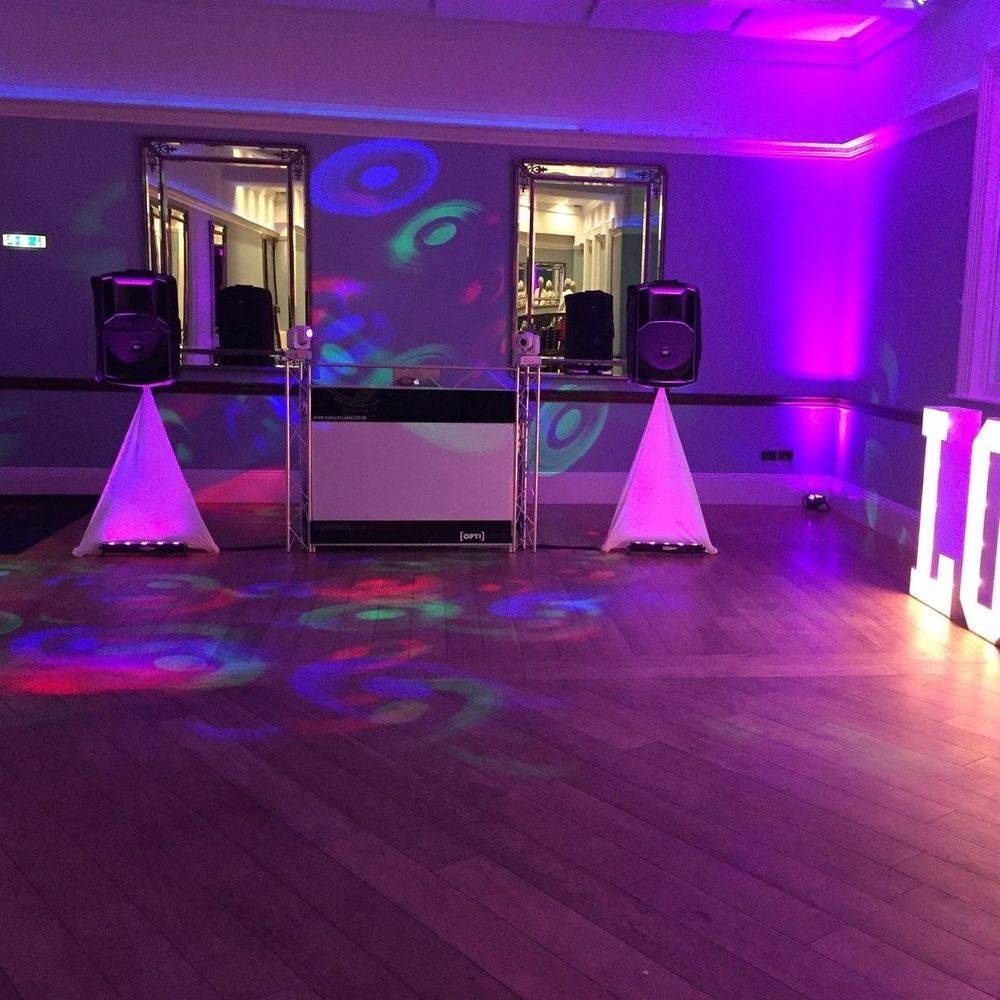 Pendrell Hall Staffordshire Wedding DJ Services