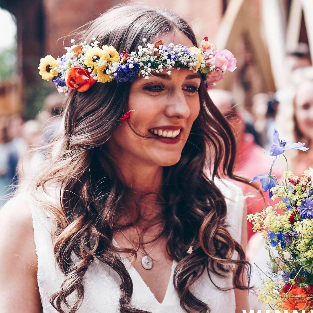 Bridal flowers, Warwickshire Solihull florist, Rustic wedding, barn wedding