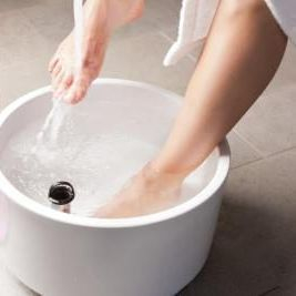 Ionix Detox Foot Bath. Detoxify at Lighten Up Laser therapy and Colonics in Comox BC