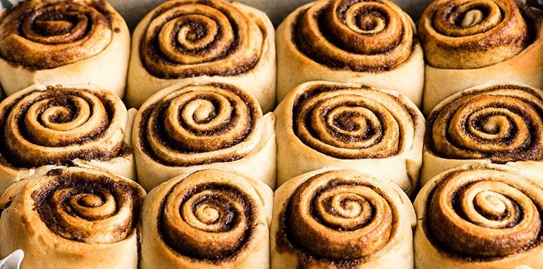 cinnamon rolls breakfast catering pastries seattle