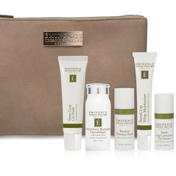 Eminence Organic Must Have Mini Set, shop Eminence Ottawa