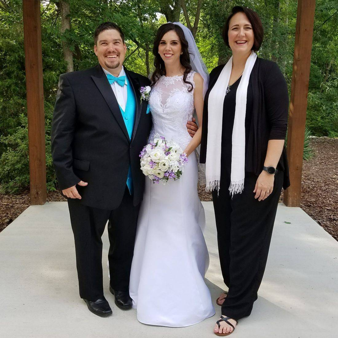wedding, minister, vineyard, albemarle, stanly county, officiant