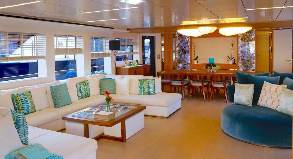 Newport Yacht Interiors, custom interiors, yacht interiors, Calliope