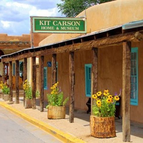 Kit Carson Home &  Museum