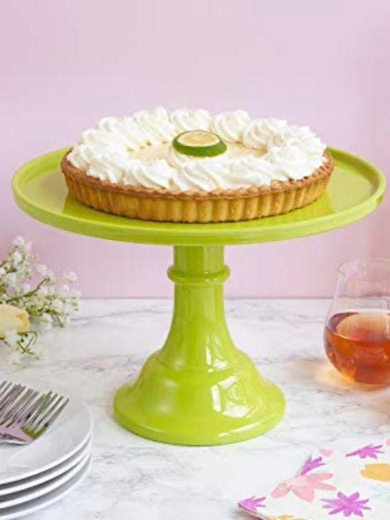 Green Cake Stand for Hire