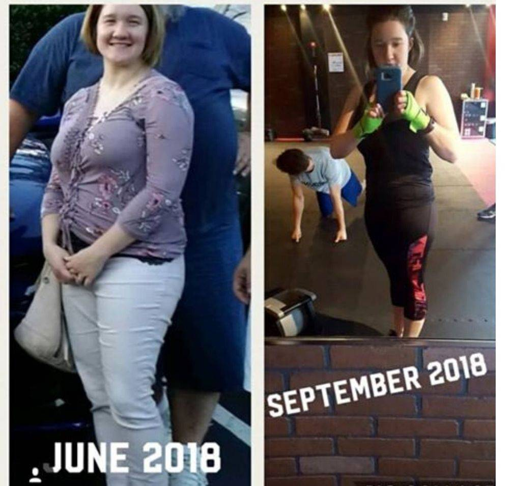 Moms and fitness and weight loss