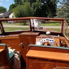 Lyman boat for sale at Bergersen Lake Geneva