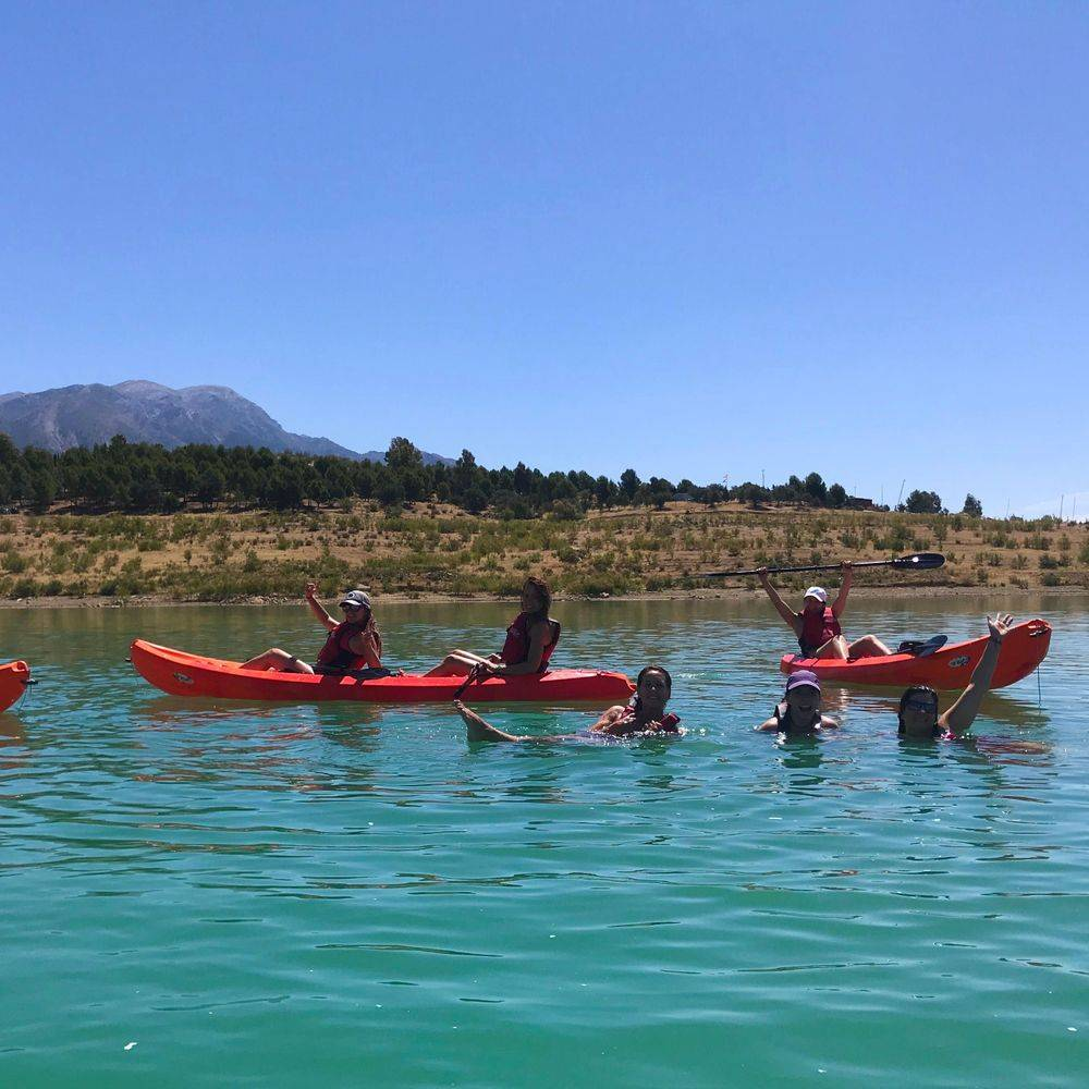 kayaking_vinuela