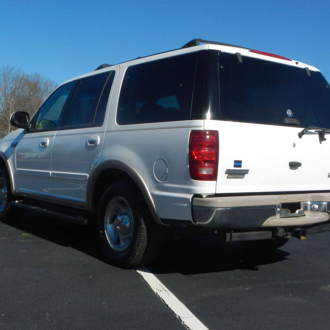 1998 Ford Expedition Eddie Bauer XLT