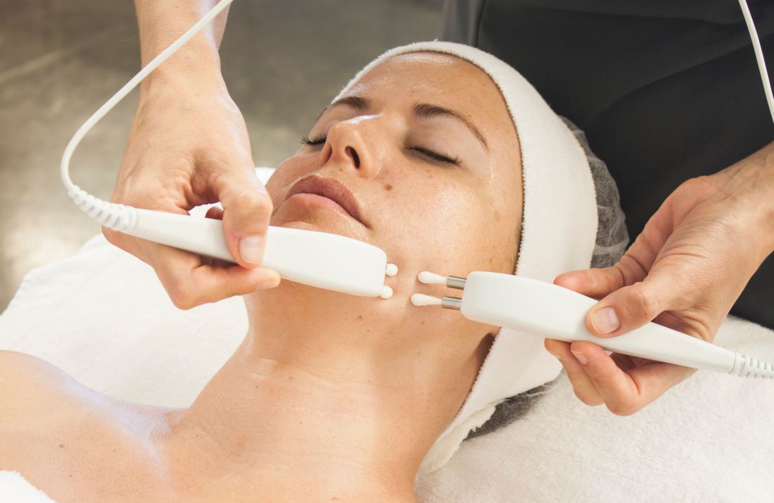 non surgical facelift microcurrent facial anti ageing