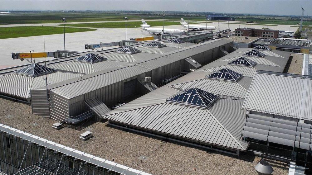 FLGH Leipzig Halle Terminal B