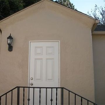 After-Repaired exterior and painting
