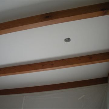 Before- Beams