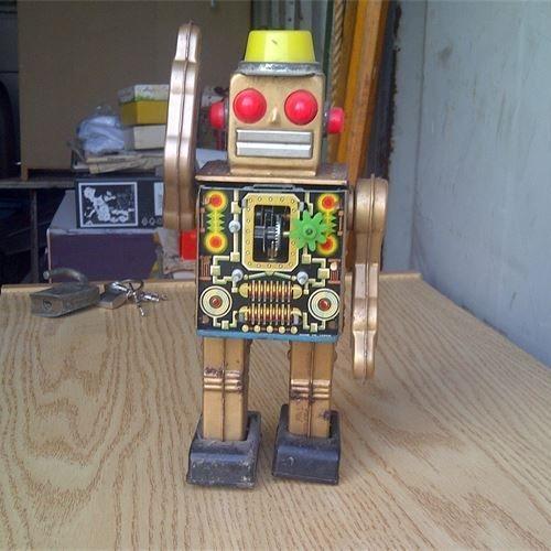 60's antique toy