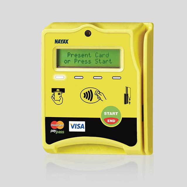 Nayax VPOS Credit Card Reader