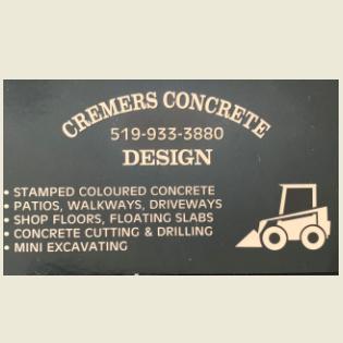 Grand Bend Concrete Design
