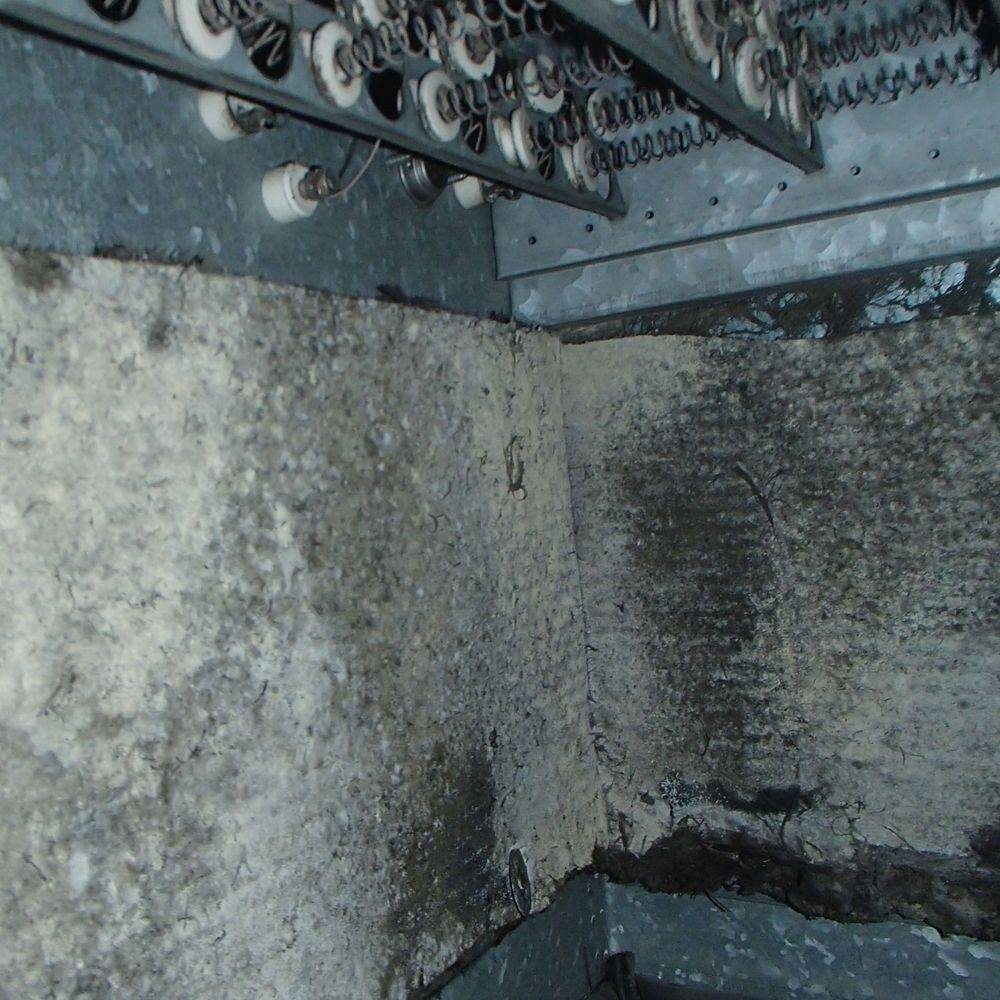 Air system mold
