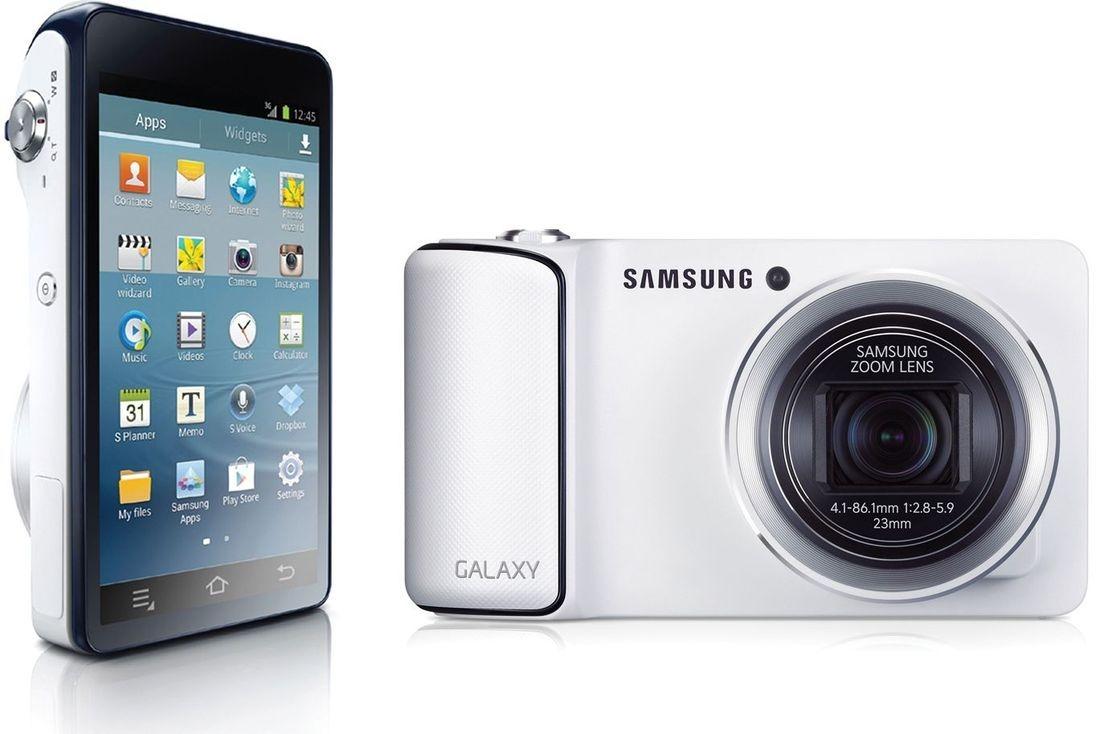 Samsung Smart Digital Camera EK-GC100 Repair Service