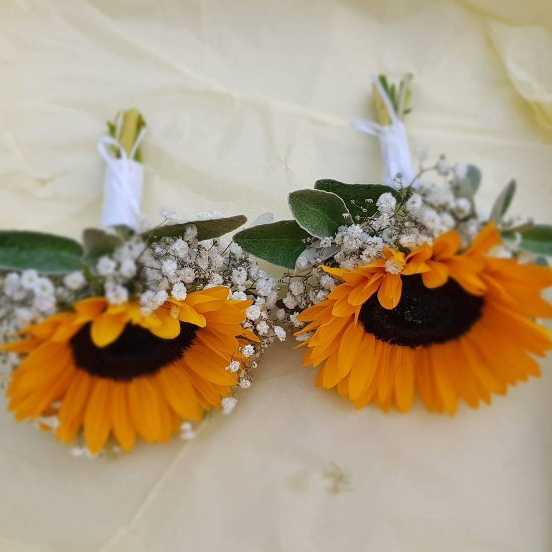 Flower girl bouquets