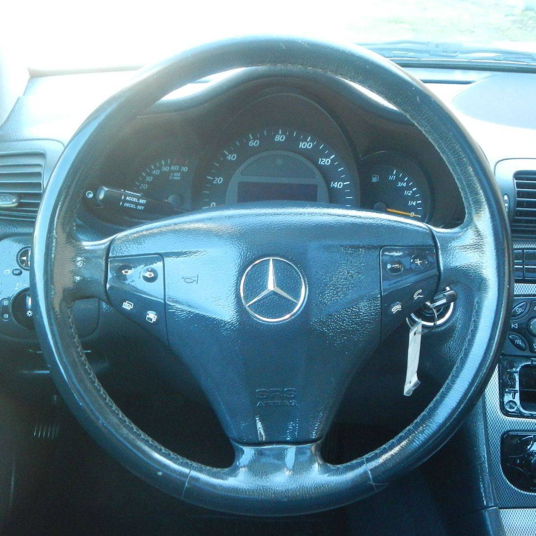 2002 Mercedes-Benz C230 Kompressor