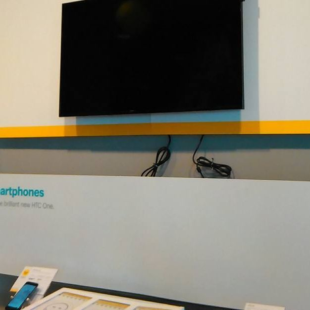 TV Mounting At Sprint In Henrietta NY