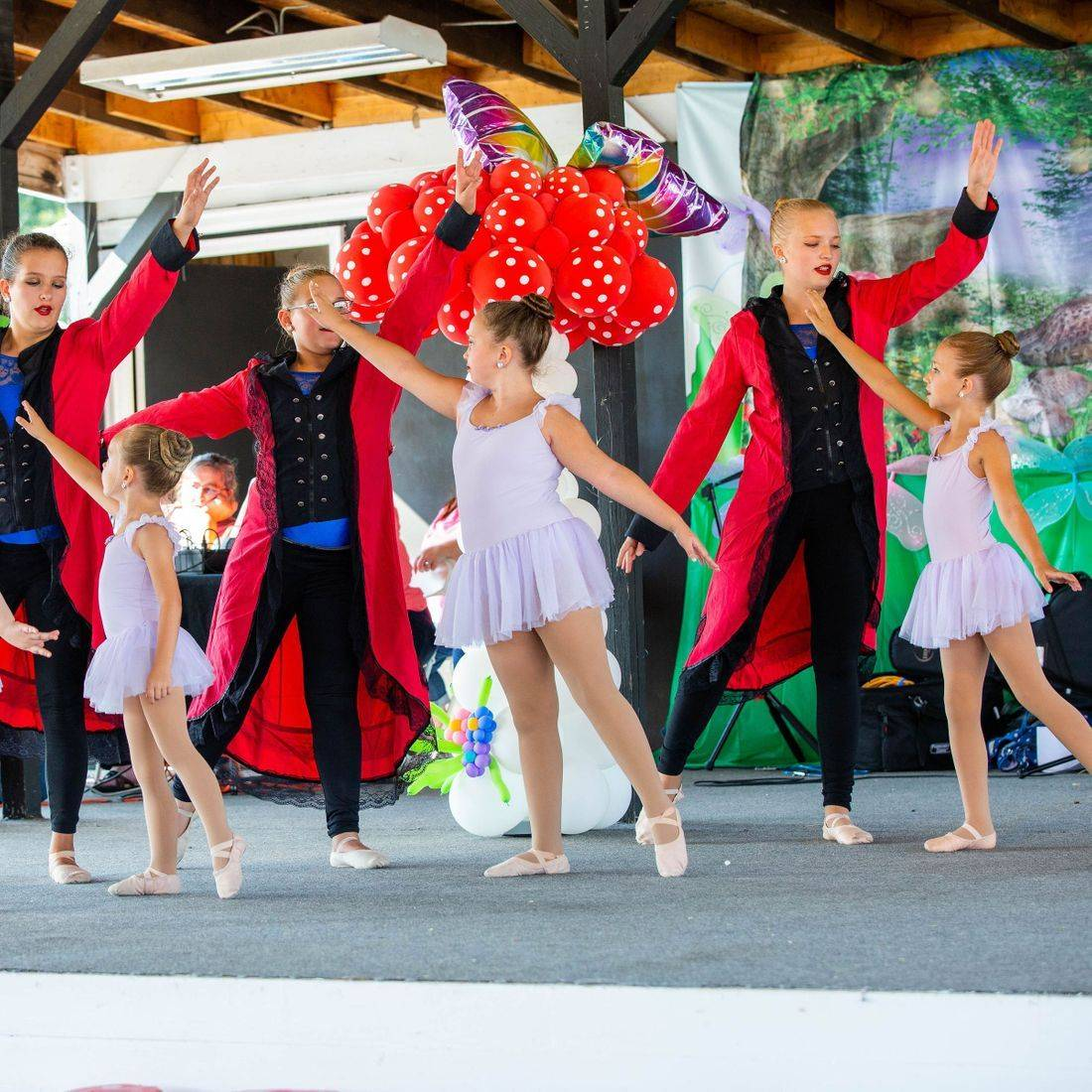 Fairy Dancing, Creative Expression, Dancing