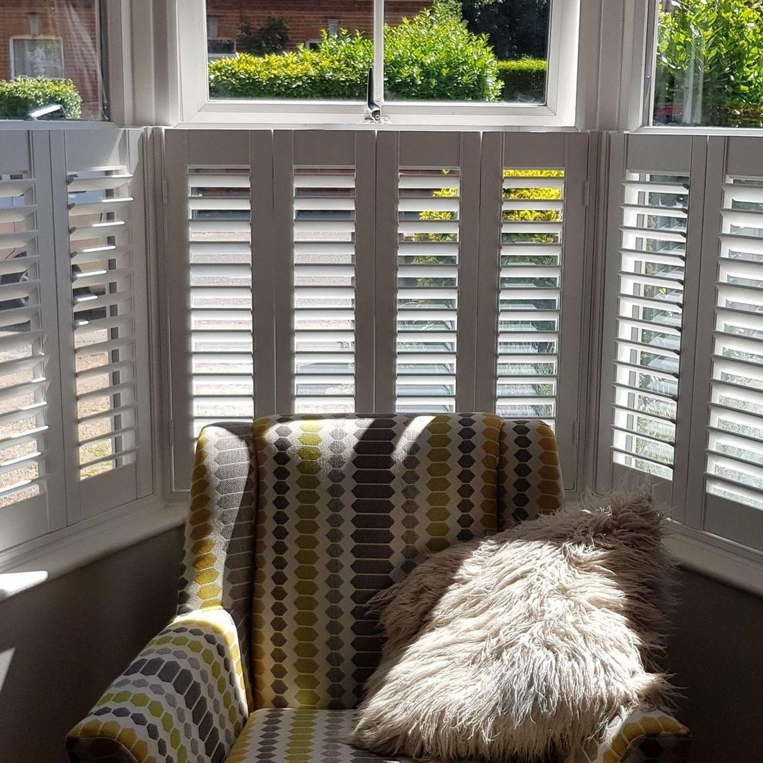 Bury blinds shutters shaped