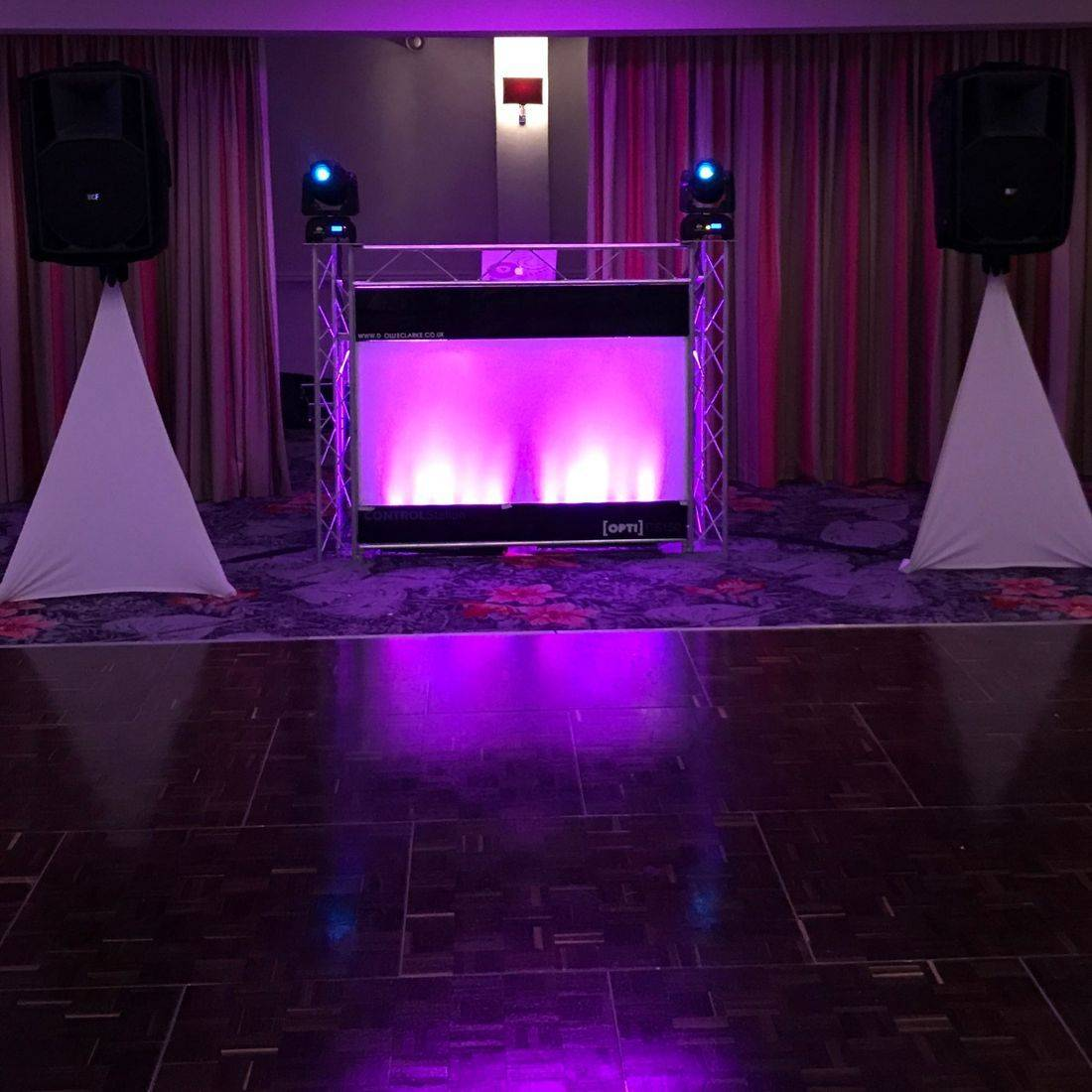 Mercure Bewdley Wedding Venue Wedding DJ Ollie Clarke, Worcestershire