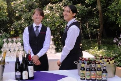 Northwest Beer Catering station by Arista Seattle