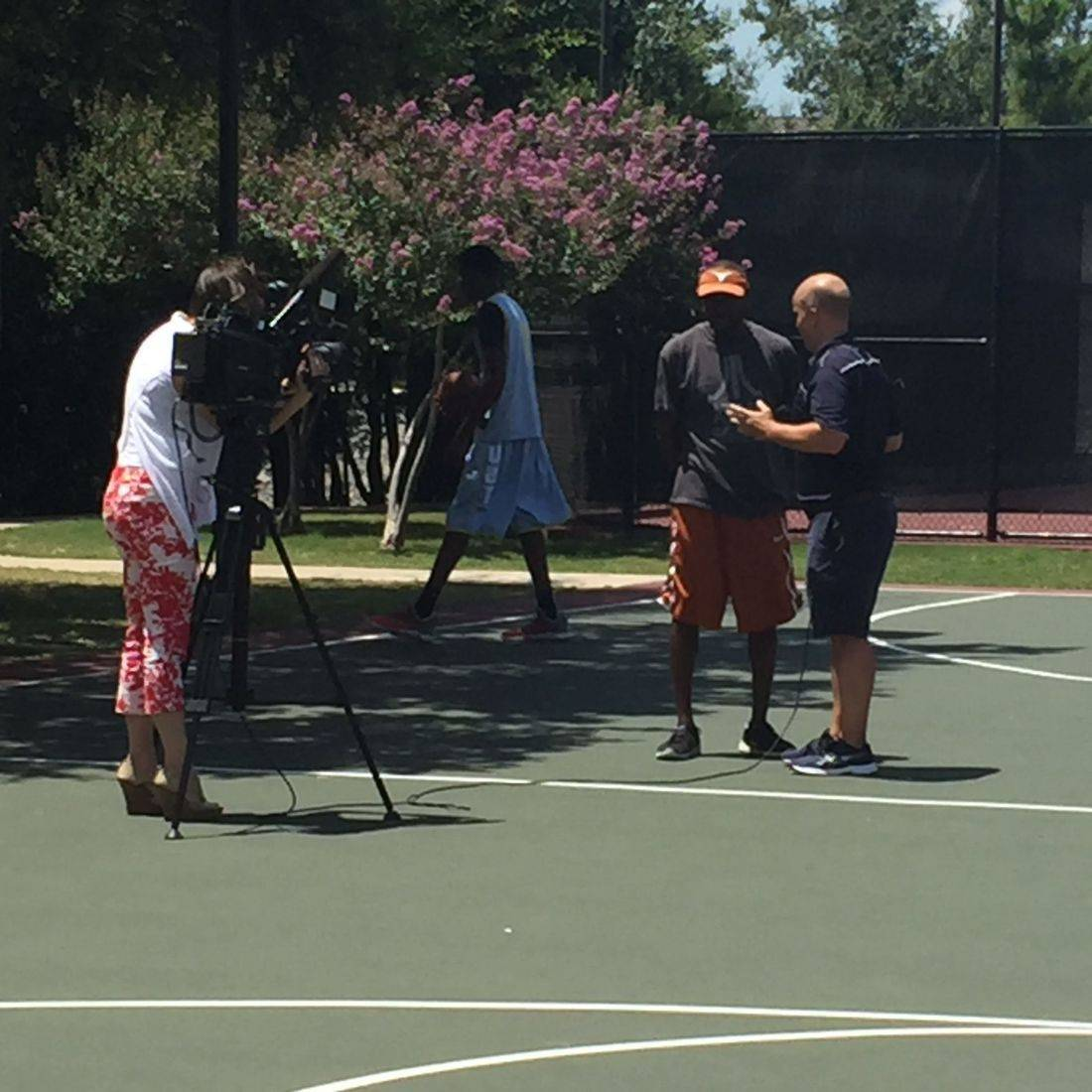 kvue tv interview roderick anderson shawn clynth