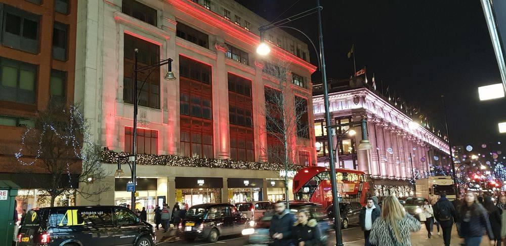 selfridges oxford street london ,christmas shopping in oxford street london ,christmas lights in london ,oxford street london ,british & far east traders & partners, christmas time in london united kingdom, christmas in hyde park