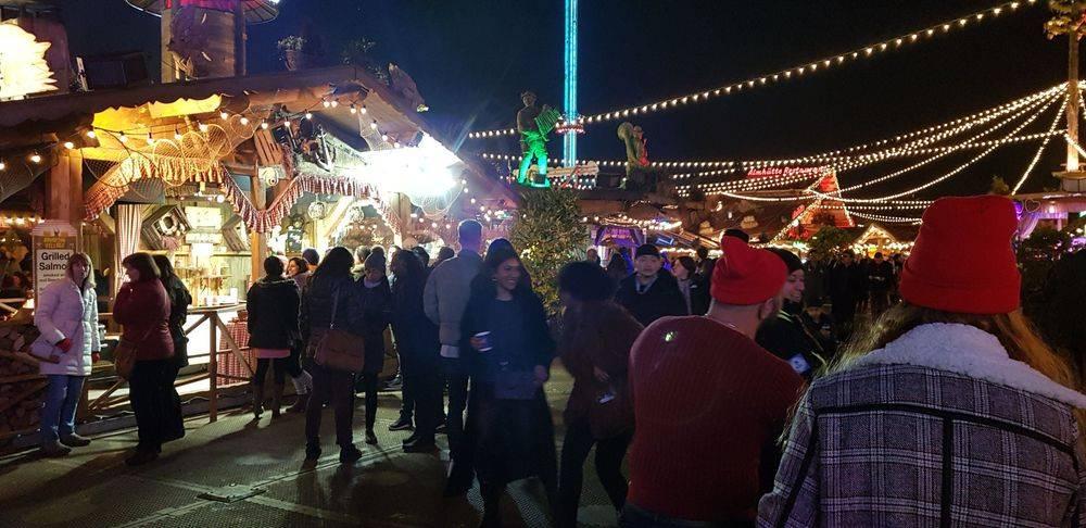 swiss village in winter wonderland hyde park london ,red buses of london, double decker buses of london ,selfridges oxford street london ,christmas shopping in oxford street london ,christmas lights in london ,oxford street london ,british & far east traders & partners, christmas time in london united kingdom, christmas in hyde park
