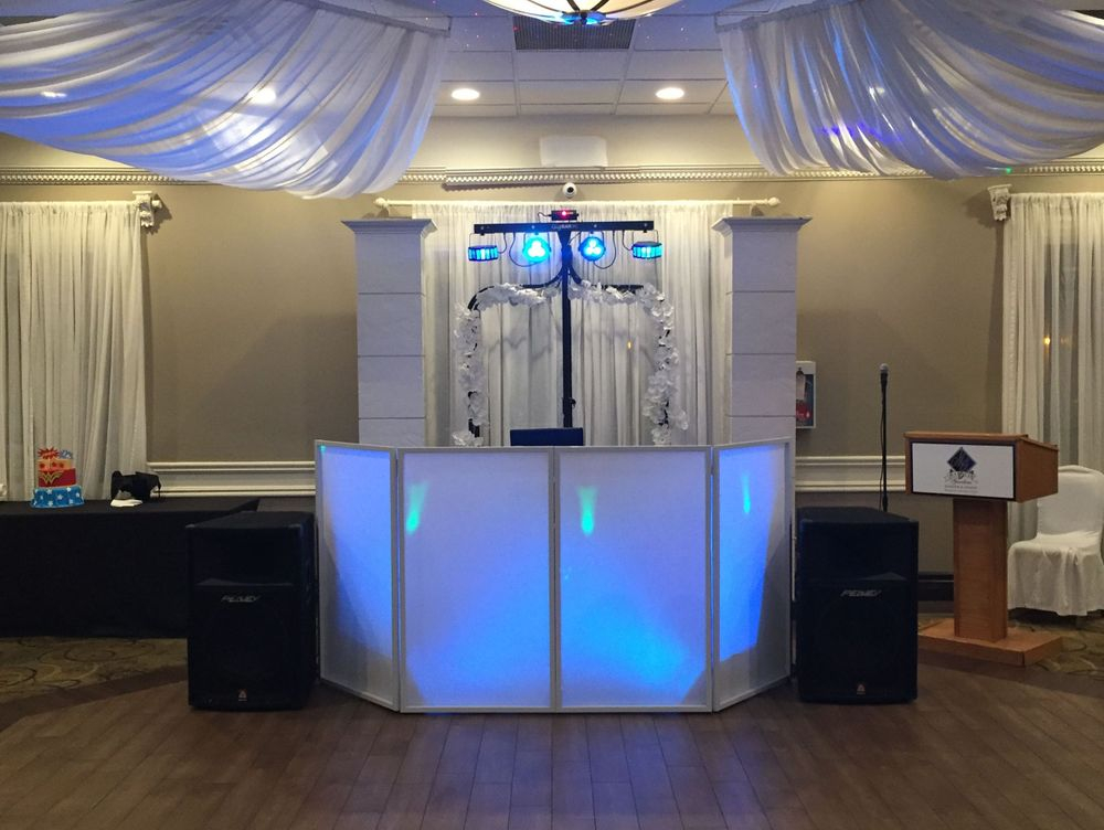 DJ for a Birthday Party