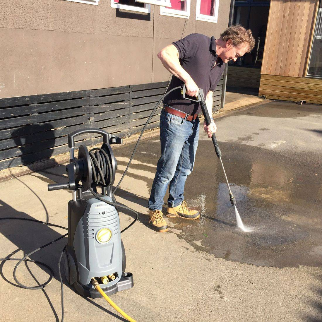 Cleaning Block Paving in Leicester